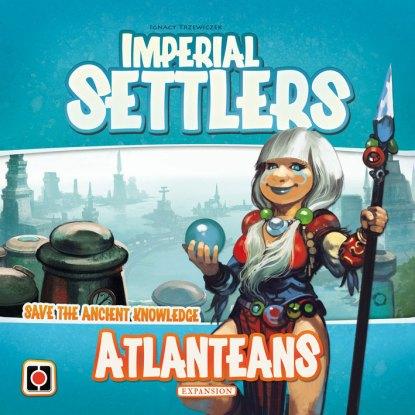 Portada de Imperial Settlers: Atlanteans