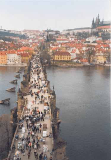 Prague, Czech Republic, by Cindy Kraft