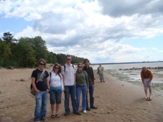 russiags_photographer-unknown-students-on-beach-2007