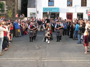 Portree Community Pipe Band