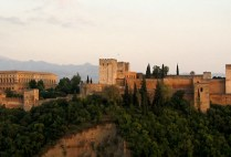 La Alhambra from Mirador San Nicol‡s