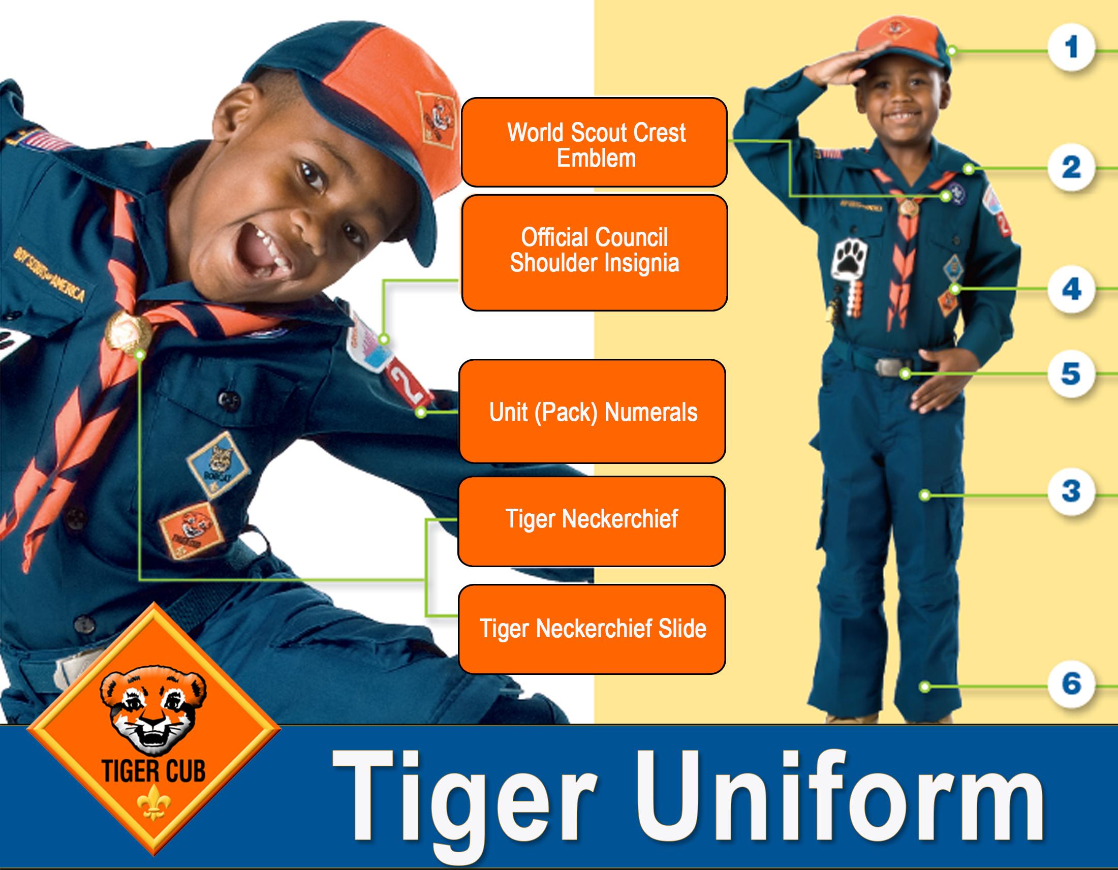 Cub Scout Uniform