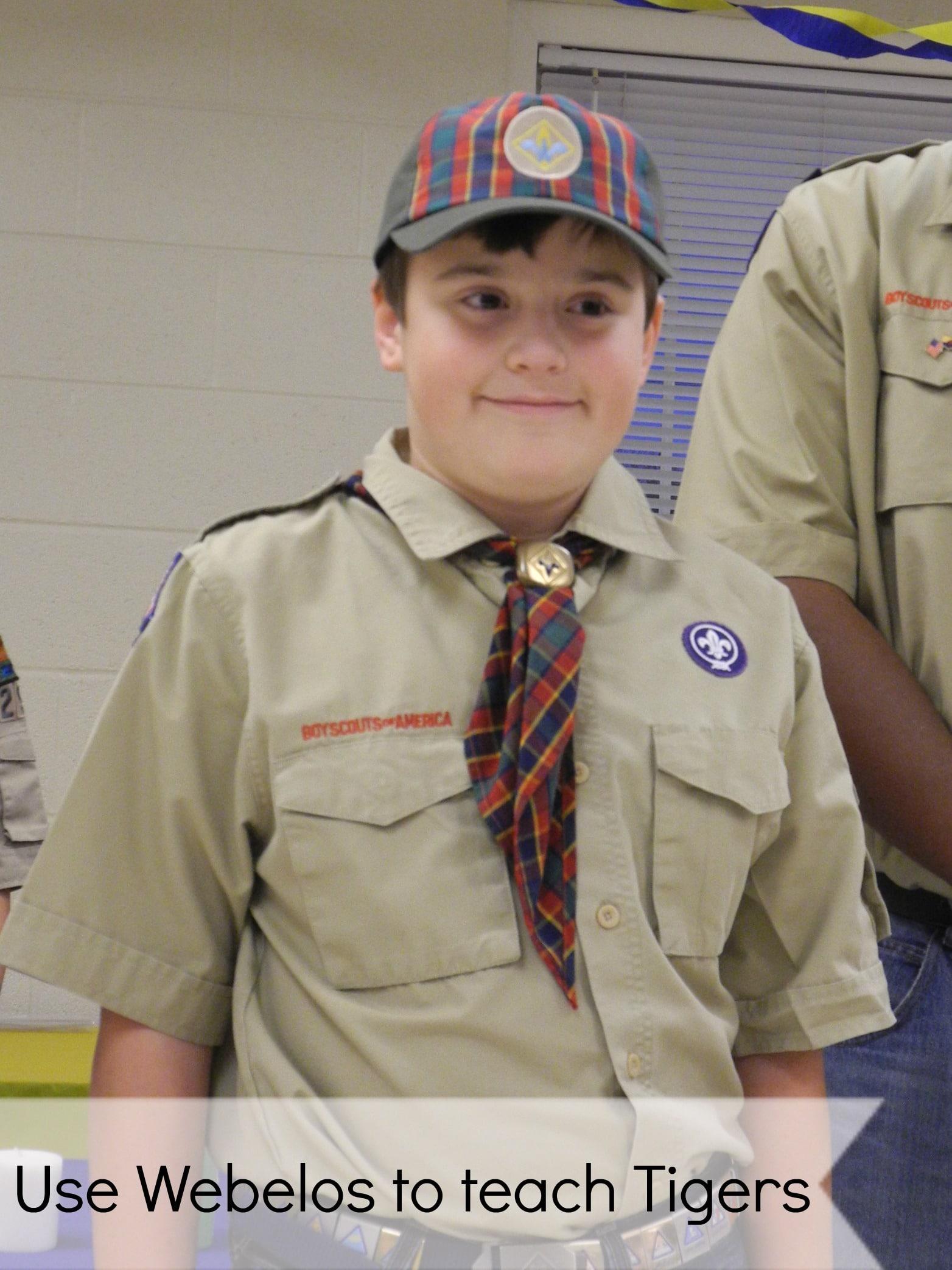 Cub Scout Bobcat Rank