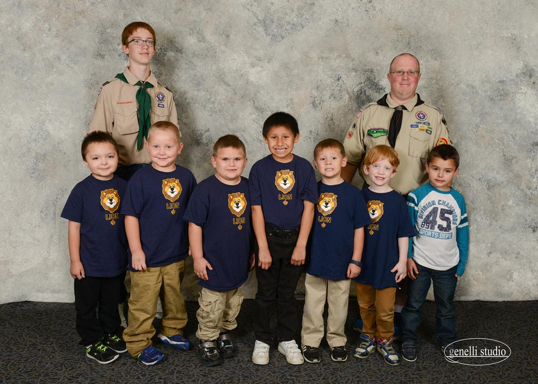 Cub Scout Pack Lion Den