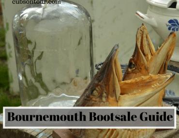 Bournemouth Bootsale Guide