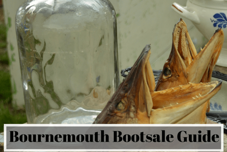 Bournemouth Bootsale Guide