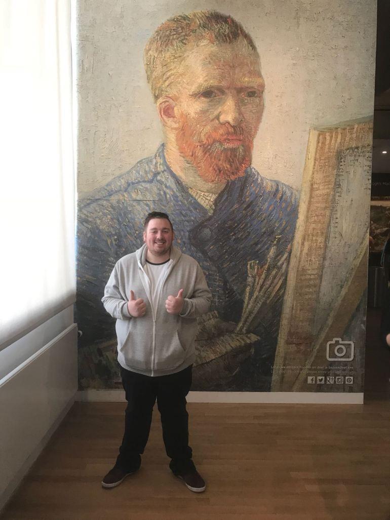 Van Goh Museum Art Gallery