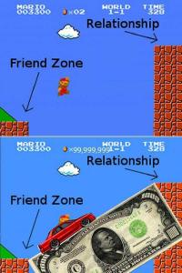 Mario and Dating
