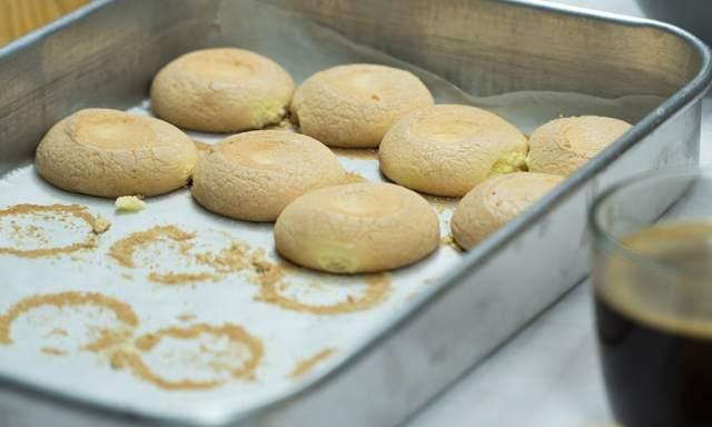 Biscoitos de Fubá
