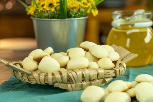 Sequilhos de limão siciliano
