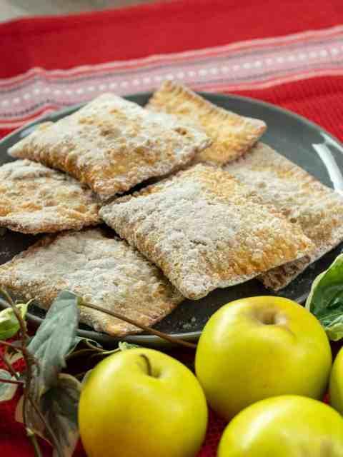 Tortinhas de maçã