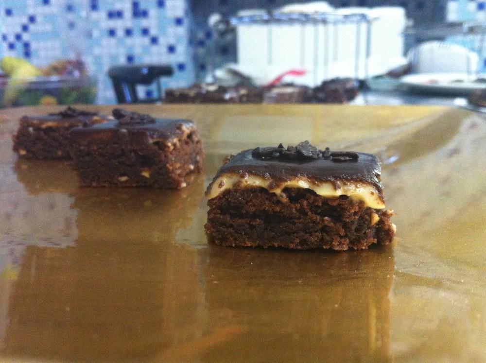 Brownies al cappuccino (2/2)