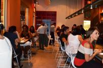 San Antonio party at Cuchara Houston