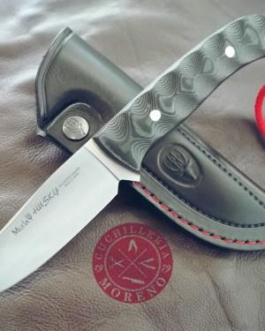 Cuchillo Muela Husky 10M Micarta