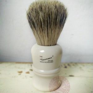 brocha de afeitar tejon simpson