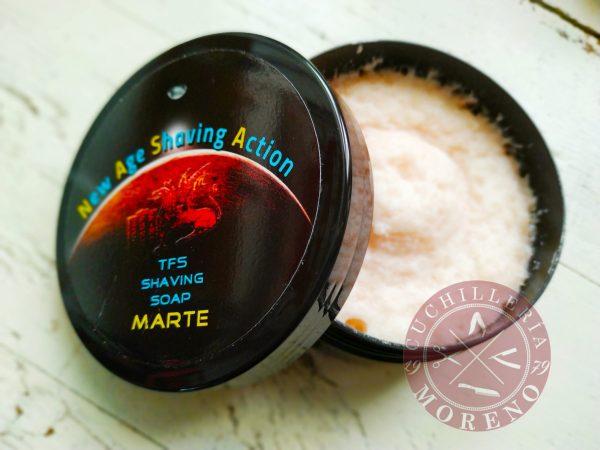 Jabón de Afeitar Marte N.A.S.A Tcheo Fung Sing
