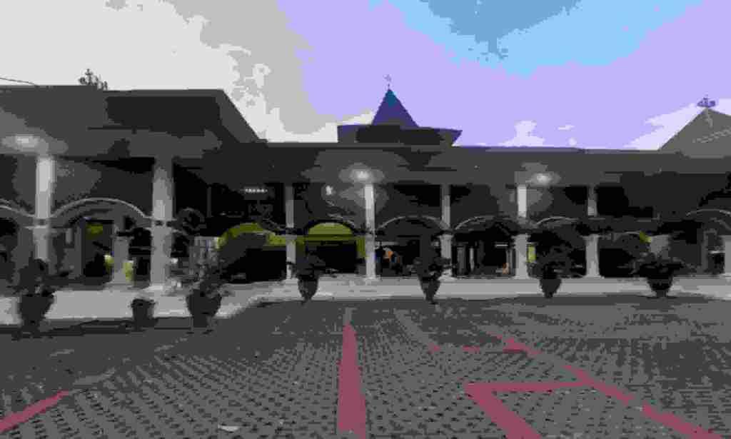 KARPET MASJID KODAM JAYA AL JIHAD JAKARTA TIMUR DKI JAKARTA