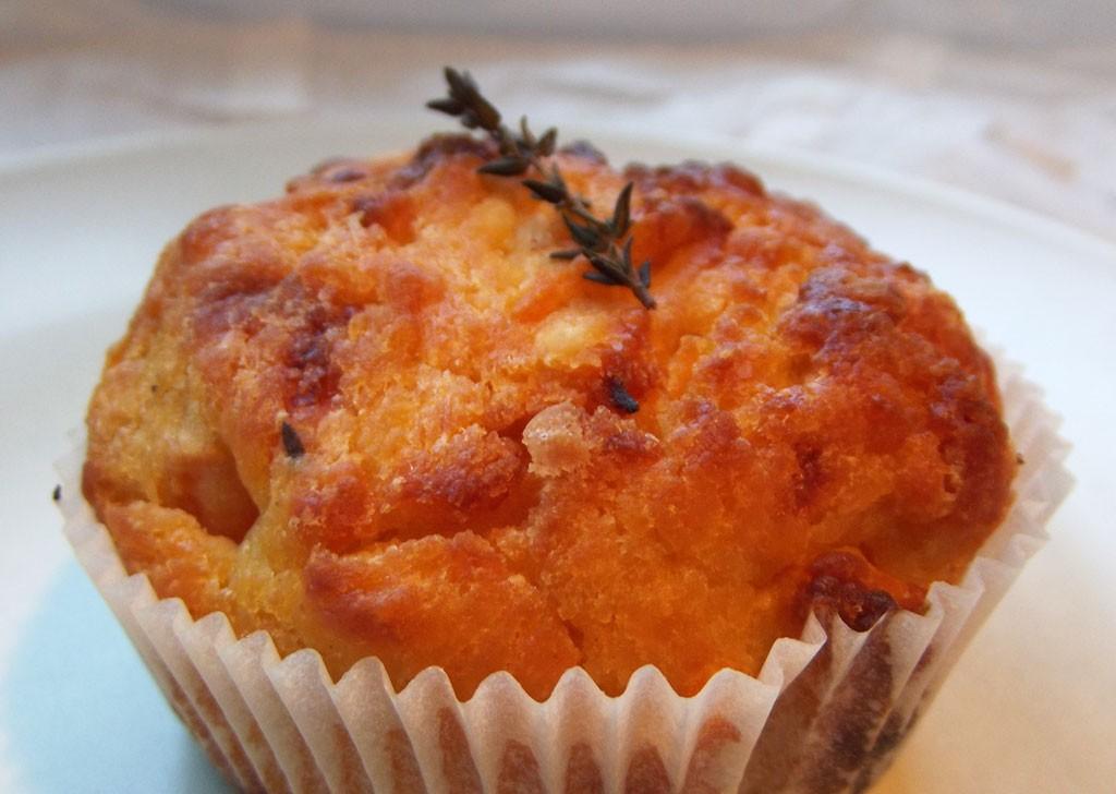 Suesskartoffel-Muffin