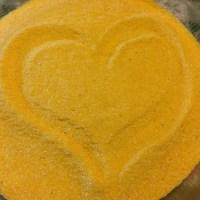 La polenta ... del cuore
