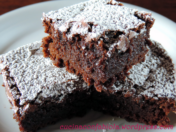 Brownies : che goduria! (1/6)