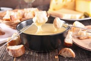Cucina In ha dedicato una lezione intera alla preparazione di una gustosa fonduta di formaggio