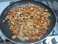Tagliatelle funghi porcini e galletti