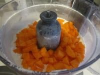 Plumcake carote e cioccolato