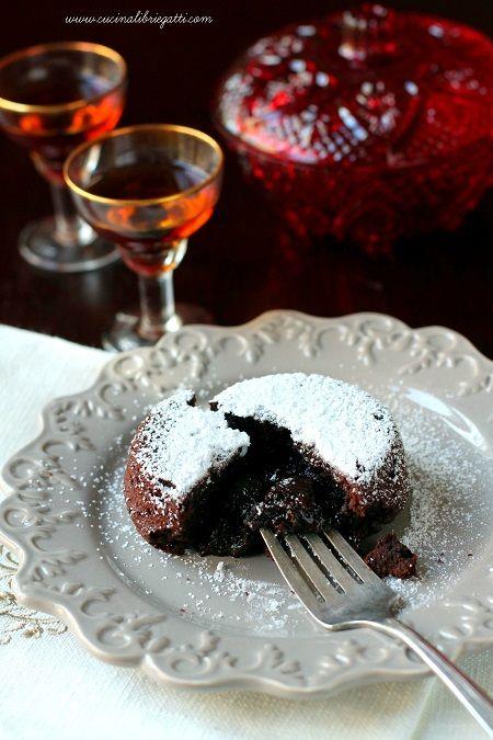 tortini cioccolato