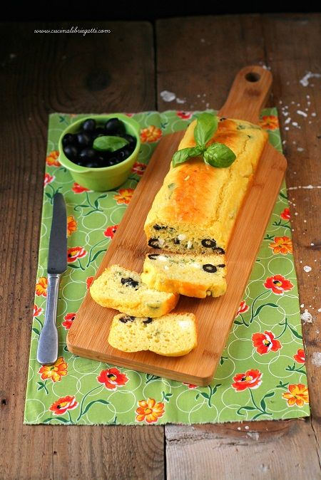 plumcake olive