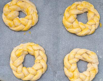 ricetta pane dolce