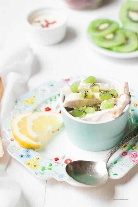 insalata fredda di pollo