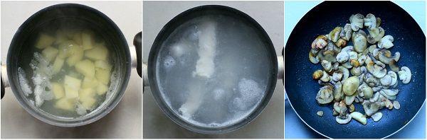 ingredienti crocchette