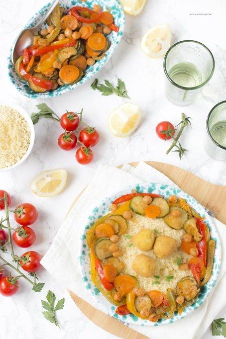 cottura cous cous
