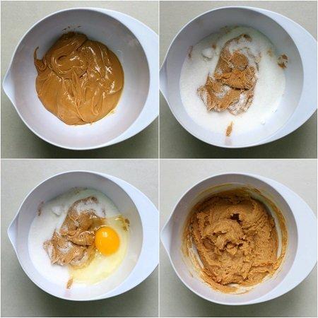 come fare i biscotti al burro di arachidi
