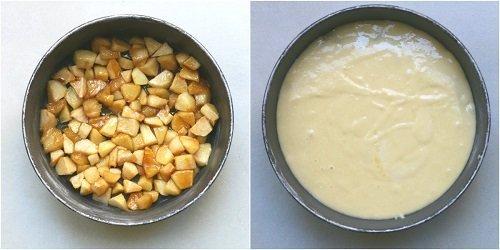come fare la torta di mele rovesciata