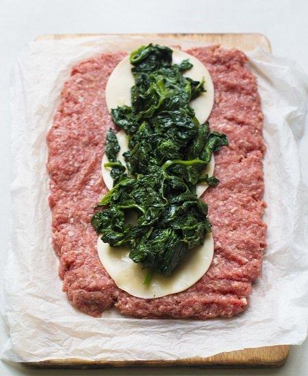ripieno spinaci