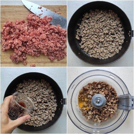 ripieno ravioli di carne