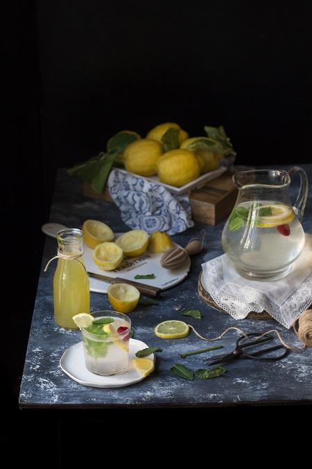 ricetta limonata