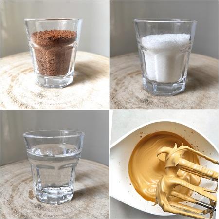 dalgona coffee ricetta