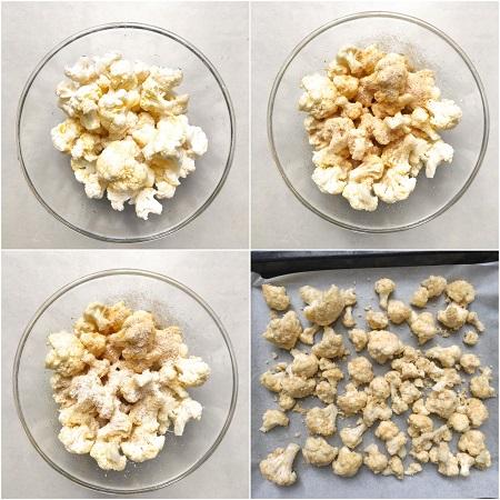 come si fa il cavolfiore al parmigiano