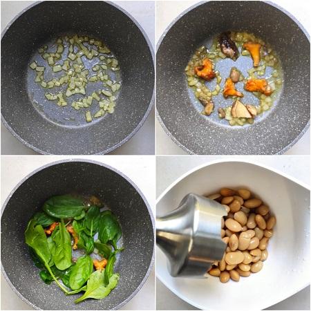 come si prepara la zuppa di fagioli cannellini