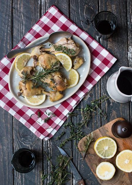 pollo alle erbe aromatiche