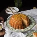 torta al frutto della passione
