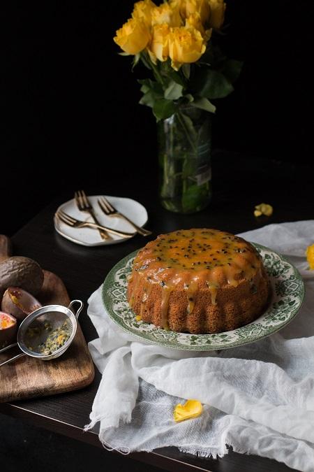 torta frutto della passione