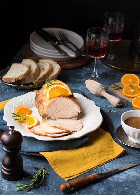 arista all'arancia con slow cooker