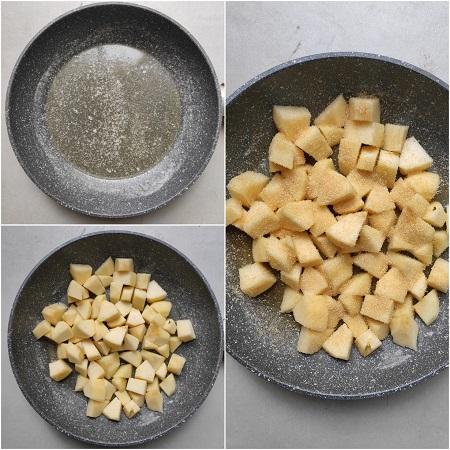 come fare la crostata di mele