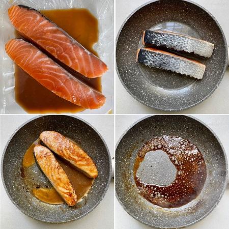 come cucinare il salmone in salsa teriyaky