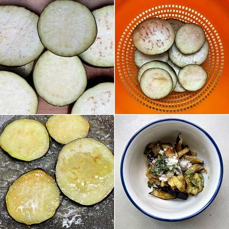 ricetta pasta con melanzane in bianco