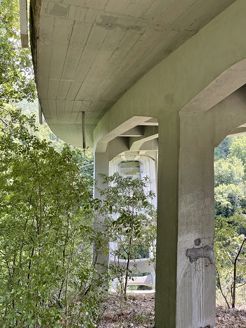 ponte di caramanico terme