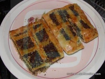Erbazzone emiliano torta rustica con erbe ricette di cucina facile on line - Ricette cucina on line ...